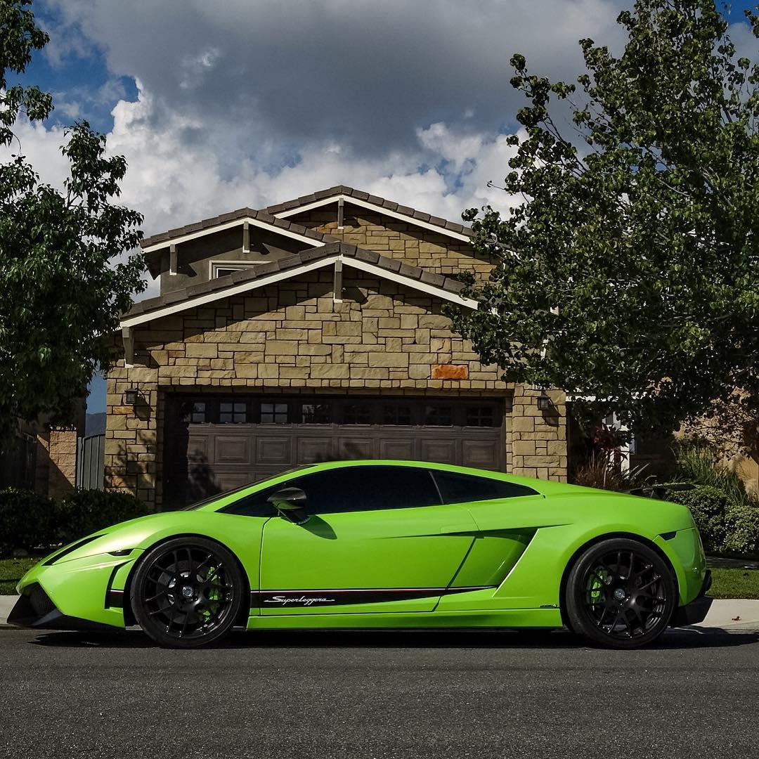 Lamborghini Gallardo LP 09′-14′